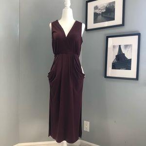 BCBGeneration Maroon Dress!